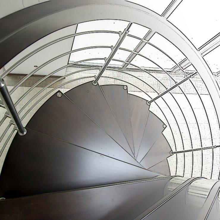Portfolio schodów 3