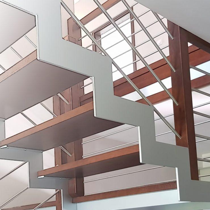 Portfolio schodów 1
